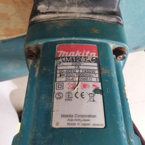 Picamer profesional Makita HM 1202C