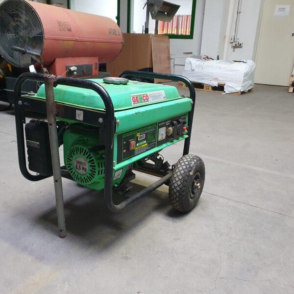 Generator 2.3 Kw Gemco BDL2500 CX 220 V SH