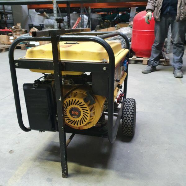 Generator 3.2 Kw Vinco HH-3800 220 V SH