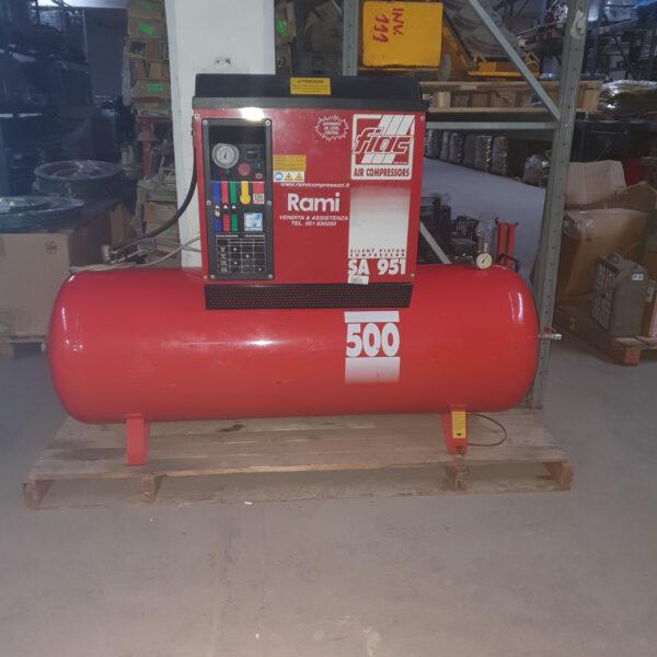 Compresor Rami Fiac SA 951 10 Bar 500 L 380 SH