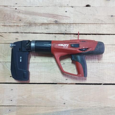 Pistol cuie Hilti DX 460- SH