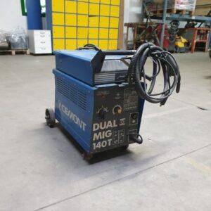 Aparat sudura MIG-MAG Cemont Dual Mig 140T SH 220 V