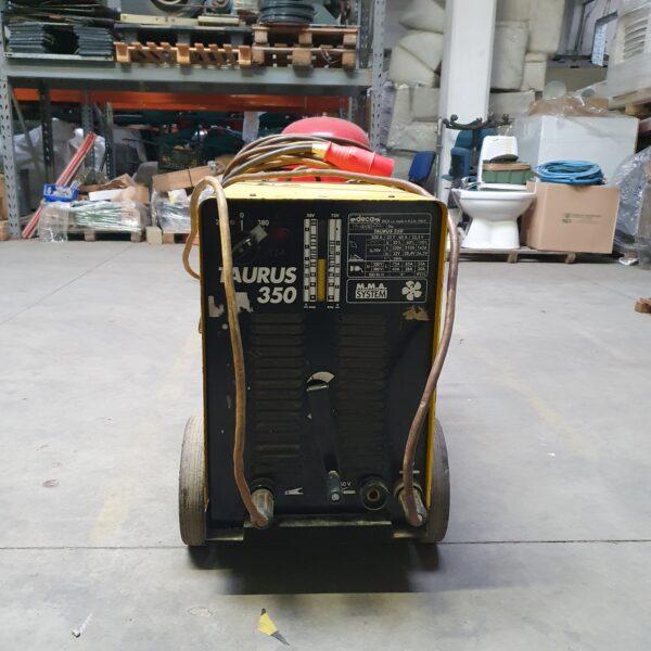 Aparat sudura MMA/ Electrod Deca Taurus 350 SH