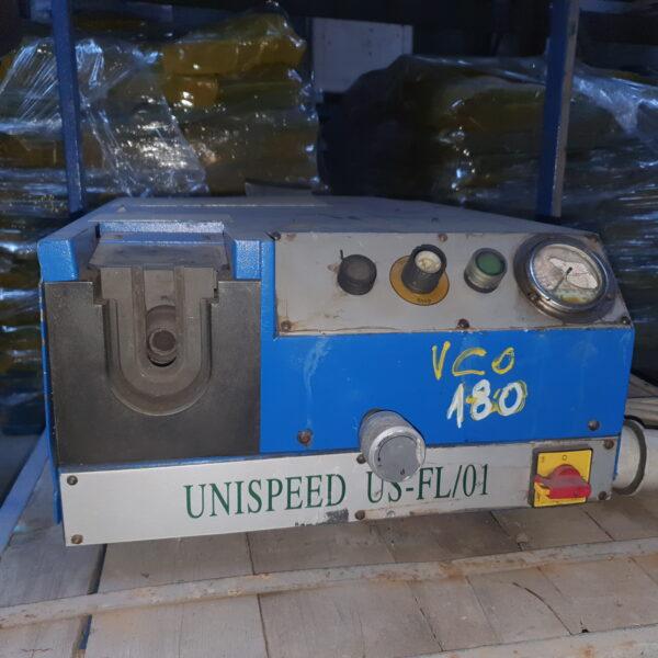 Presa sertizat conducte/ tevi pre-ansamblare a inelelor DIN 2353 UNISPEED USFL / 01- SH
