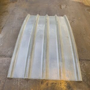 Placa ondulata fibra de sticla/ondulina din fibra 1870/1070/1,2
