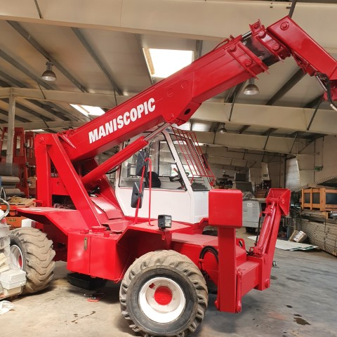 Incarcator frontal/ Telescopic/ Manitou MT 430 CPDS