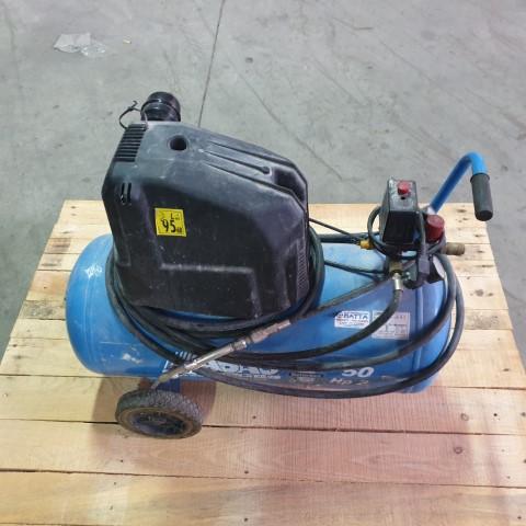 Compresor 50 L ABAC S3/25-SH