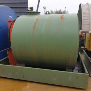 Statie motorina 3000 L cu pompa Diesel Tank 0 90 30K SH