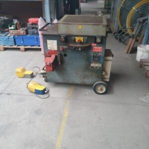 Masina fasonat si debitat otel beton Silla PTC 32/30- SH
