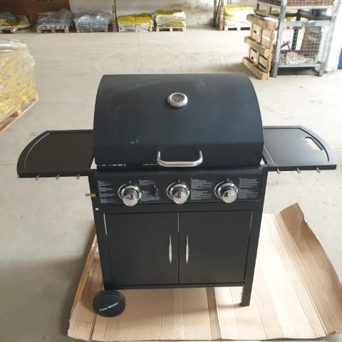 Gratar/ Grill pe gaz Flame Master 3 Arzatoare