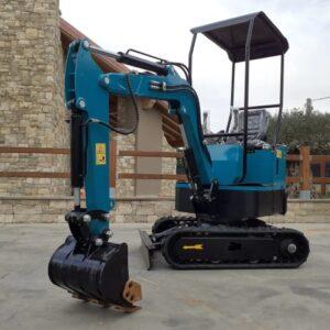 Miniexcavator JPC HT12-Nou